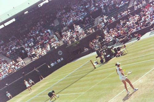 The Sports Archives Blog - The Sports Archives - Warm up for Summer with Wimbledon 2012!