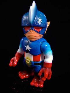 LASH x Captain America