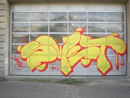Graffiti Cph, Amager