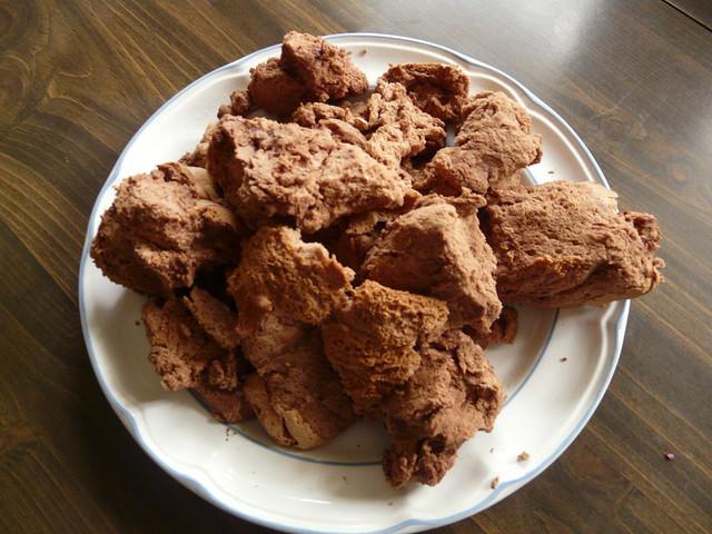 Making Angel Food Cake