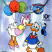 1984 - 50th Anniversary of Donald Duck