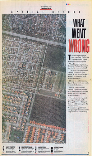What Went Wrong > Miami Herald, December 20, 1992 > Page 1
