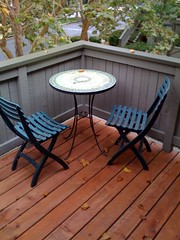 furniture, wood, property, porch, table, deck, hardwood, chair, flooring,