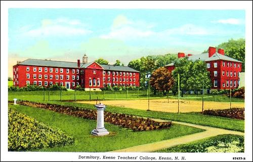 Fiske Hall, Keene State College, Keene, NH
