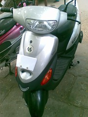 automobile, scooter, moped, vehicle,
