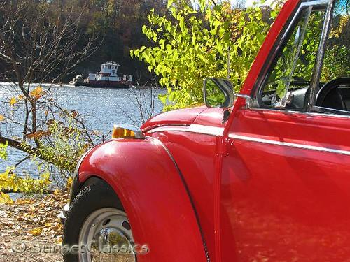 Tug Boat Dreams: A 1978 VW Beetle Fantasy