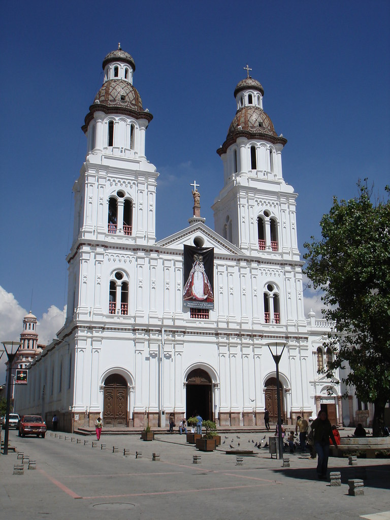 La Iglesia de Santo Domingo - Santo Domingo Church - Cuenc
