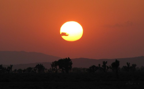 california sunset nature desert highdesert southerncalifornia mojavedesert sunscape sanbernardinocounty victorvalley