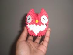 Paper Owl 1 Photos | 3d origami owl | 049