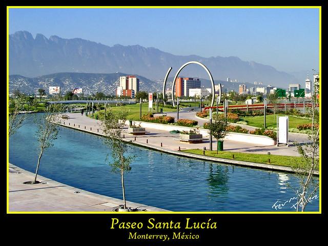Paseo Santa Lucía  (Monterrey) 3