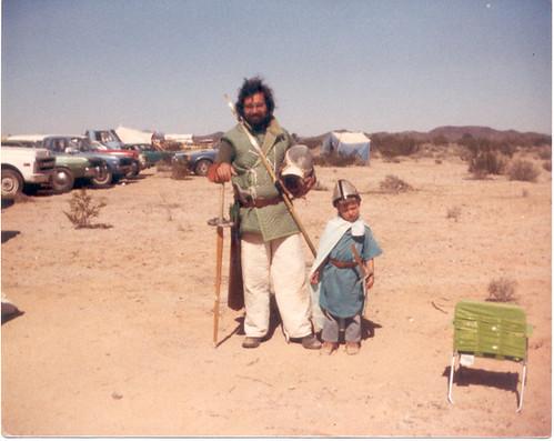 Great Desert War 1 - Bluehood & Son
