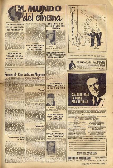 Dígame, No. 1.448, October 3 1967 - 41
