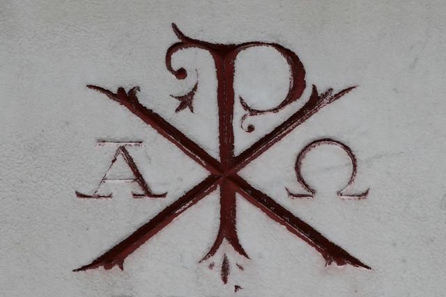 chi omega symbols