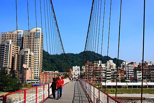 11I0碧潭吊橋