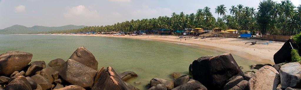 пляж палолем индия