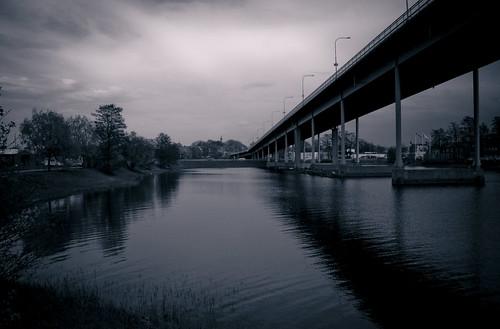 bridge vänersborg dalbobron