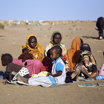 Displaced Sudanese Face Harsh Environment