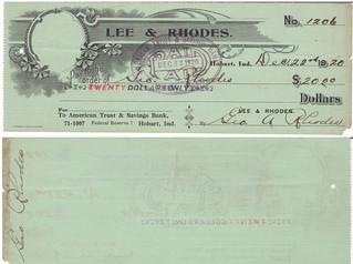 L R check 12-22-1920