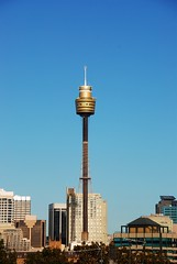 Get amazing view of Sydney from the top of Sydney Tower  - Things to do in Sydney