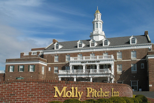 Molly Pitcher Inn - Red Bank by anadelmann