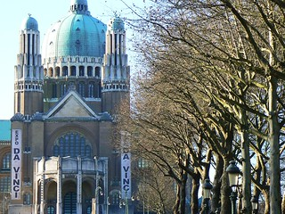 basilica of Koekelberg, Brussels
