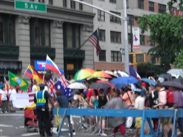 Gay pride day nyc 2008