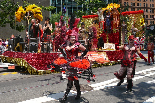 Pride Parade - San Francisco Pride