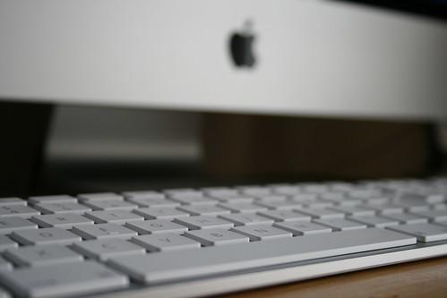Apple Slimline Keyboard