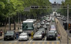 Competencia en Reforma / Competition on Reforma