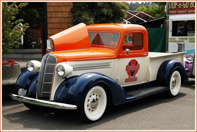 1936 dodge pickup truck a photo on flickriver. Black Bedroom Furniture Sets. Home Design Ideas