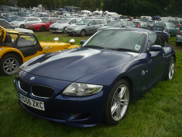 Bmw Z4m Coupe Flickr Photo Sharing