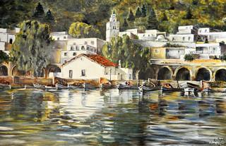Vieux port de Ghar-El-Melh