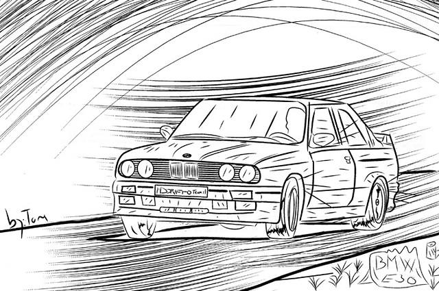 Bmw E30 M3 Tamas Karpati Flickr