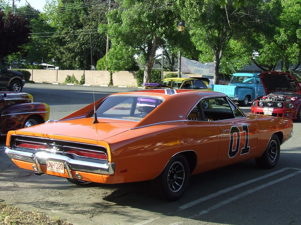 1969 dodge charger rt dukes of hazard look a like custom. Black Bedroom Furniture Sets. Home Design Ideas