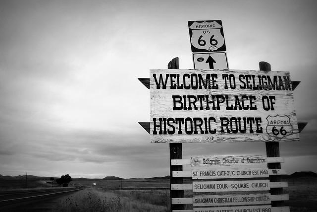 Route 66 - It Begins