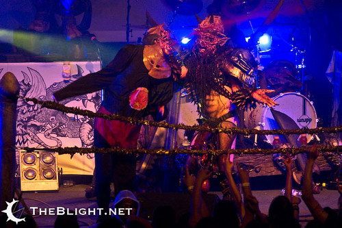 3059392212 91c7dac8df GWAR at the SF Regency Ballroom