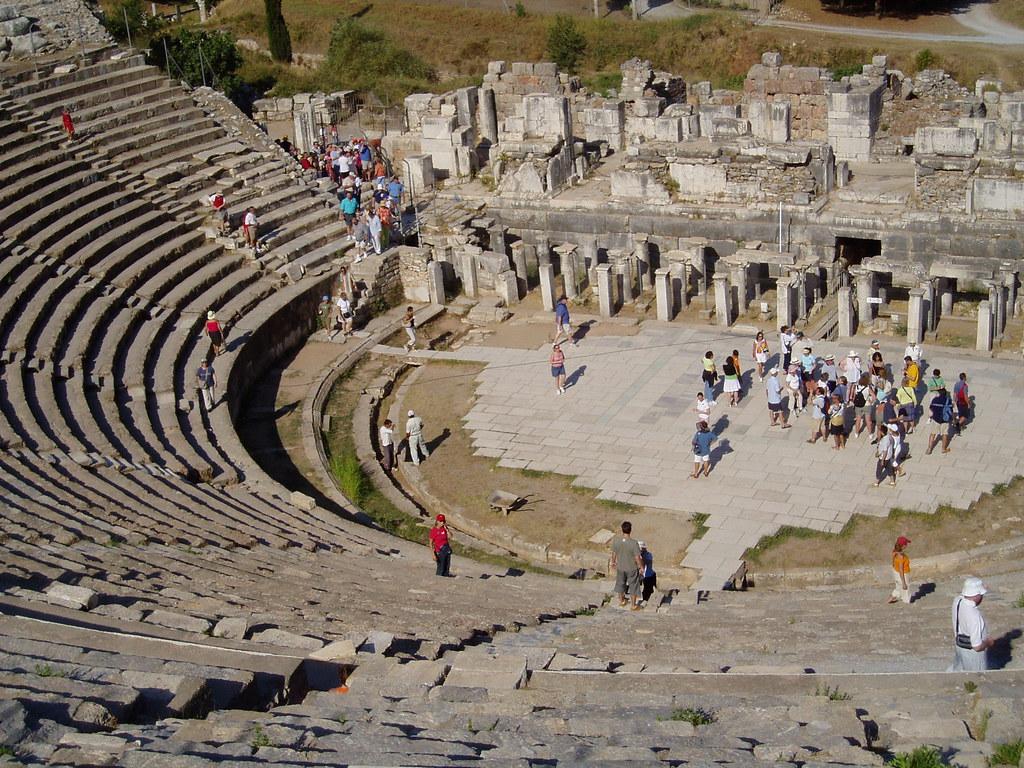 Efeso-teatro