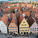 Over the Red Roofs - Rothenburg ob der Tauber, Germany