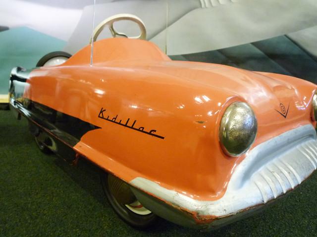 Kidillac Pedal Car Parts