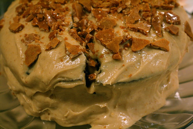 ... Peanut Butter Frosting and Peanut Butter Brittle | Flickr - Photo