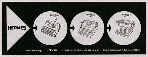 Schweizer Spiegel 1950-12 Hermes