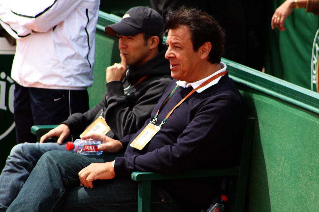 Rafael Nadal's dad
