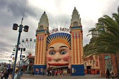 Have a view of the ultimate park of amusement - Things to do in Sydney