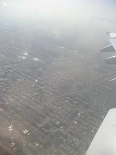Teheran des de l'aire