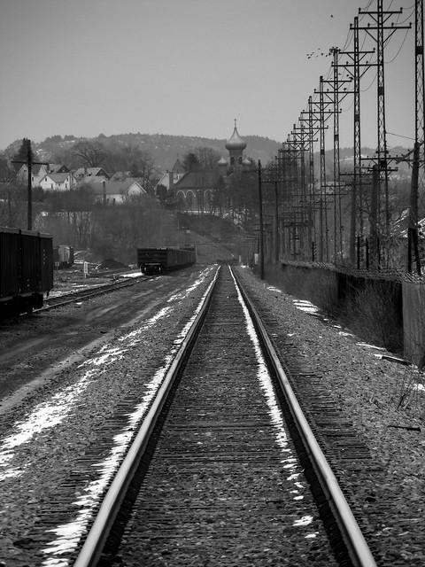 Vanishing Railways