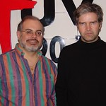 Lloyd Cole with Darren