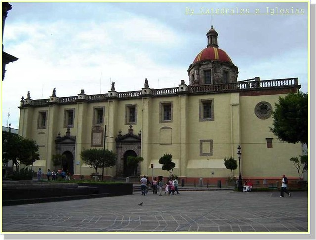Templo Santa María de Gracia,Guadalajara,Estado de Jalisco ...