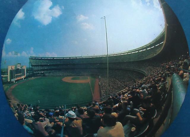 Shea Stadium 1970