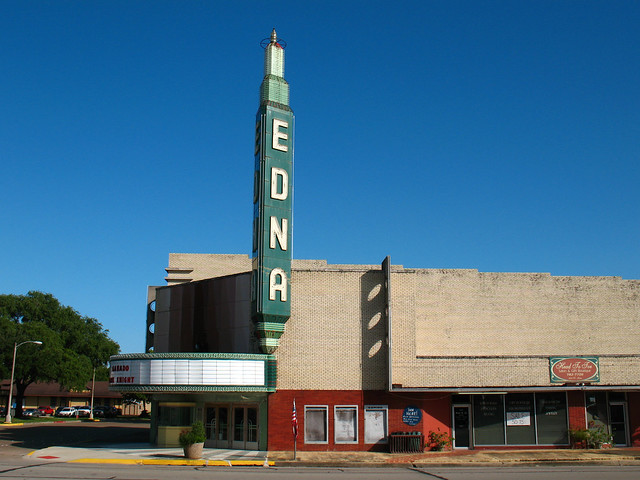 Edna (TX) United States  city pictures gallery : edna movie theater edna, texas