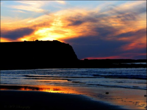 sunset reflection australia explore tasmania orangesky devonport donhead canonpowershots3is spectacularsunsetsandsunrises